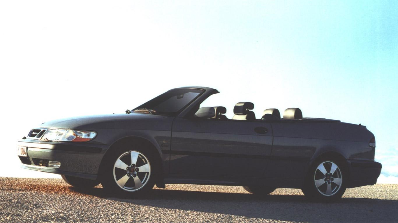 Saab 9-3 convertible