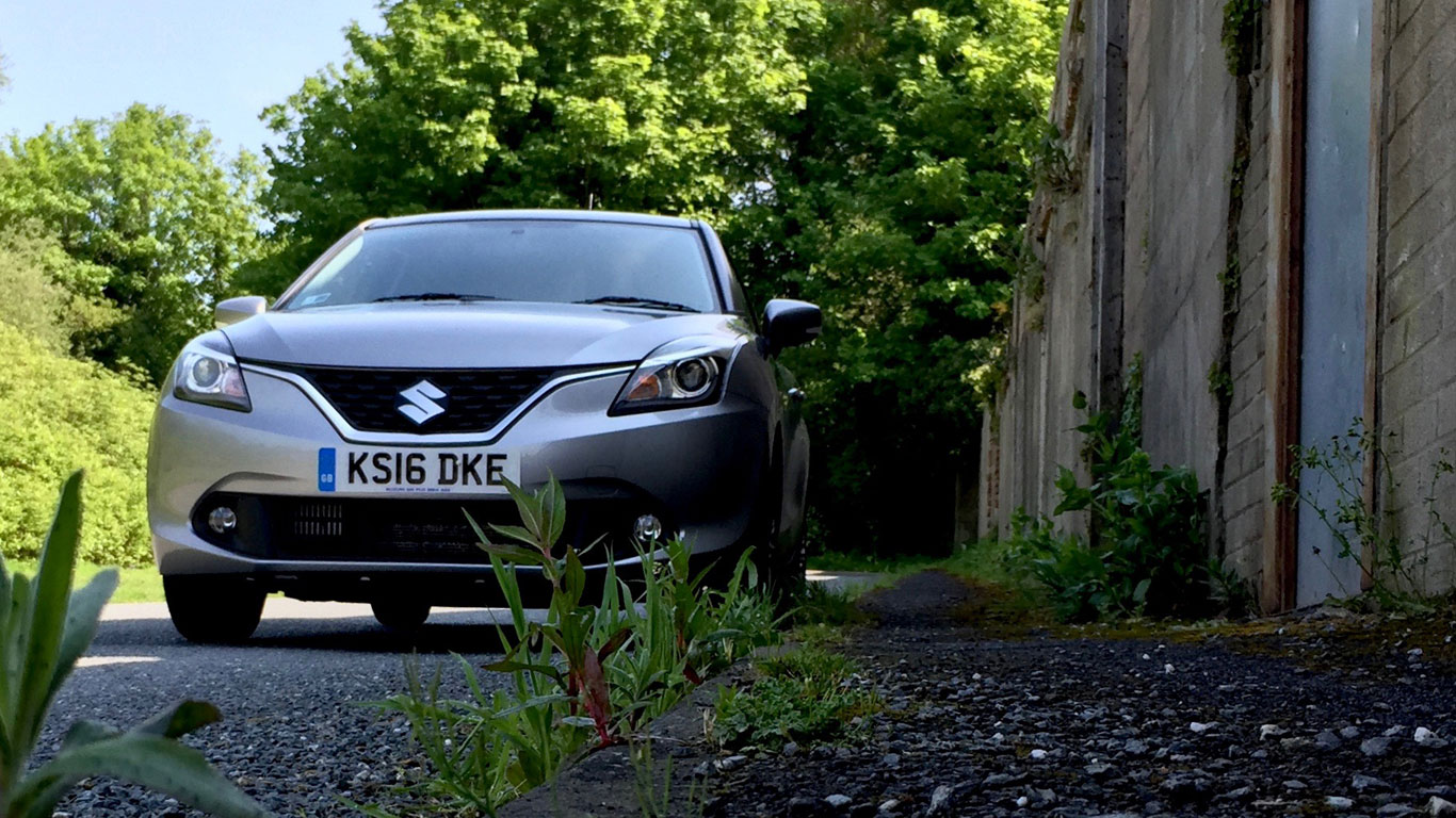 Emotionally rational: Suzuki Baleno 1.0 Boosterjet