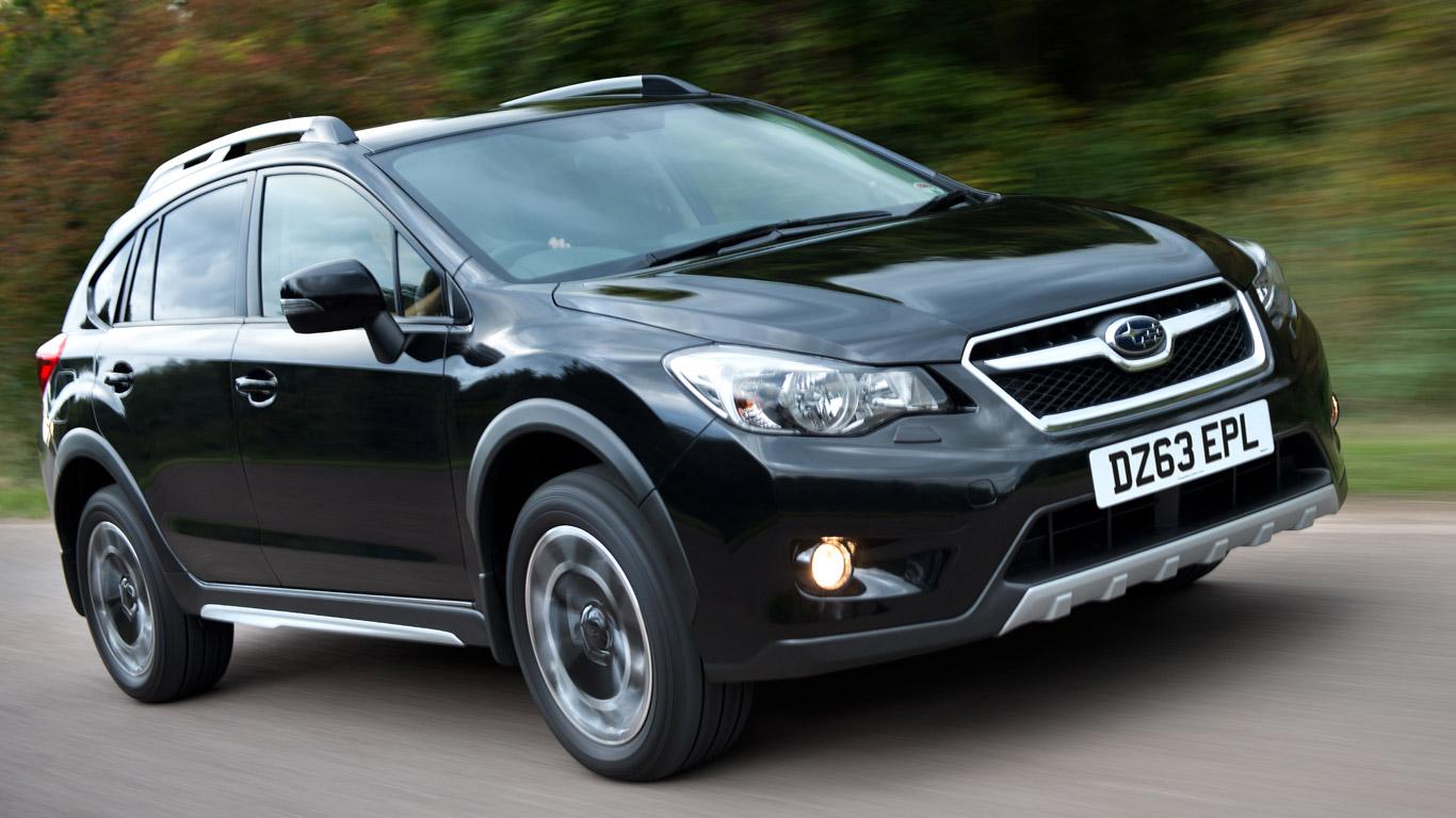Subaru XV: £9.65 a day