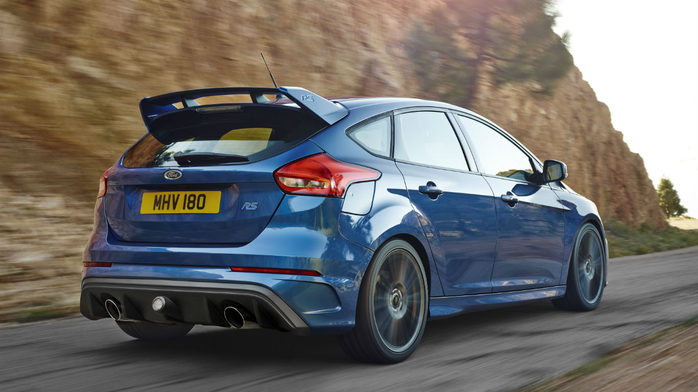 ford focus rs mk1 retro road test motoring research. Black Bedroom Furniture Sets. Home Design Ideas