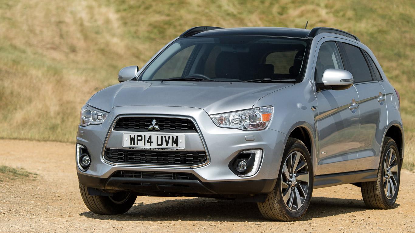 Mitsubishi ASX: £8.14 a day