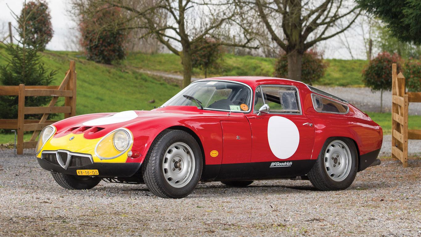 Alfa Romeo Giulia Tubolare Zagato: €950,000 - €1,200,000 (£754,000 - £950,000)