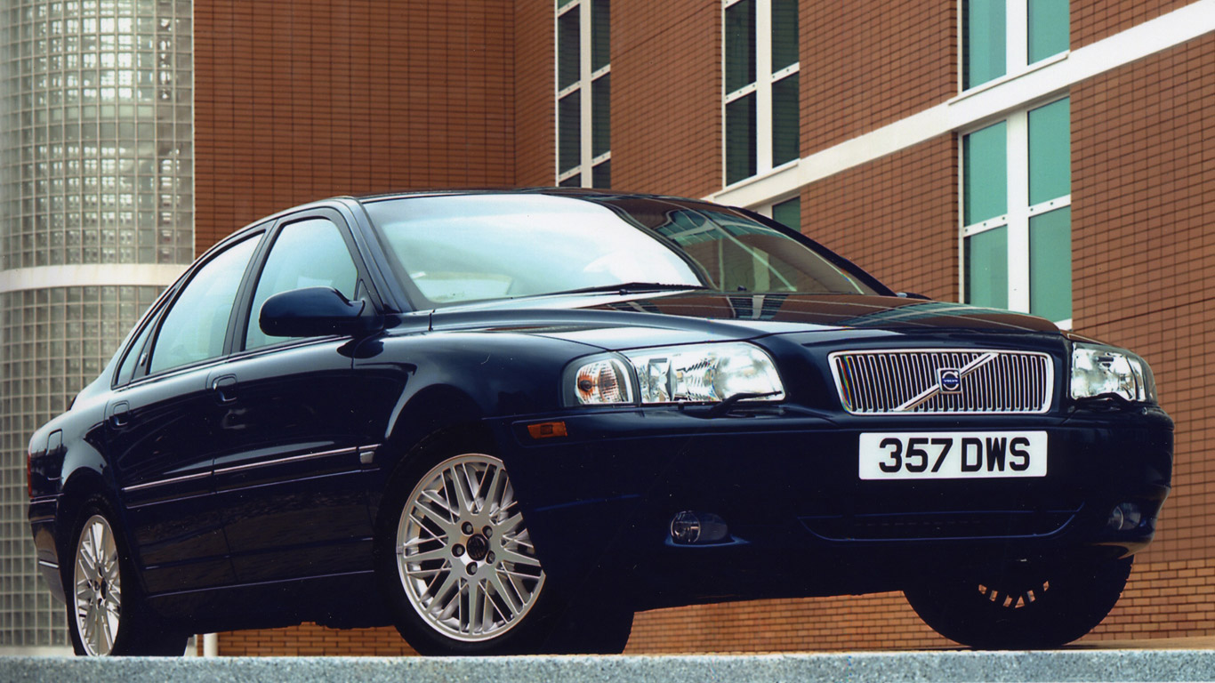 Living the dream: used luxury cars for £2,000