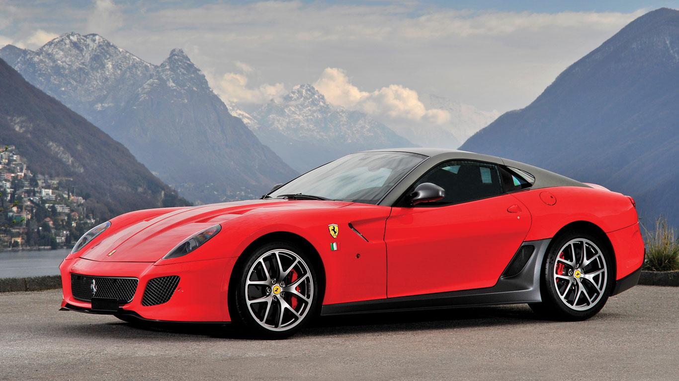 Ferrari 599 GTO: €700,000 - €1,000,000 (£555,000 - £793,000)