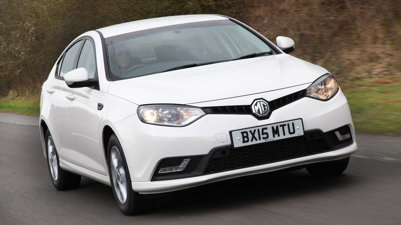 MG6: £9.67 a day
