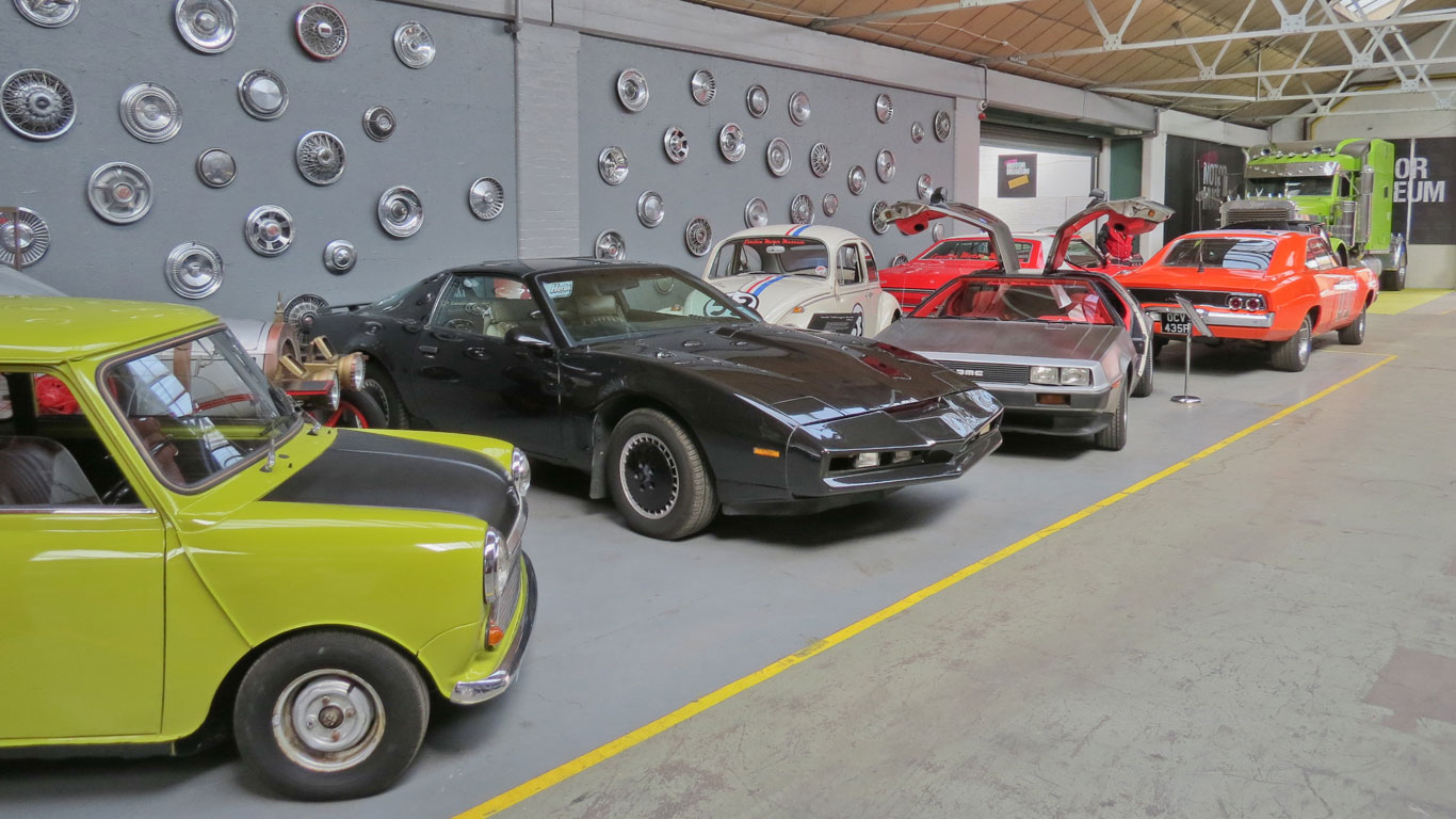 International Museum Day The 20 Best Motoring Museums In