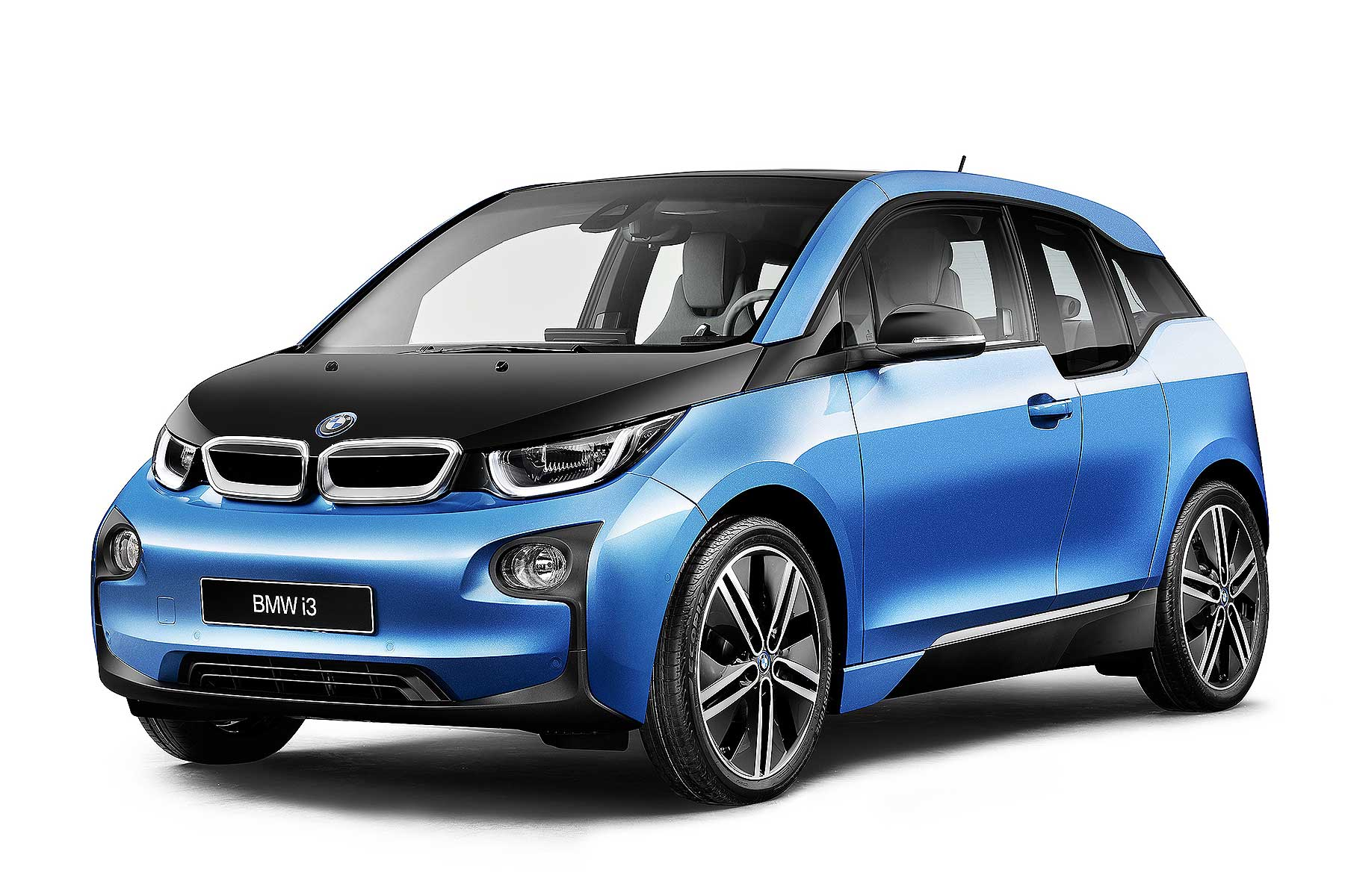 bmw i3 electric car range extended to 195 miles motoring research. Black Bedroom Furniture Sets. Home Design Ideas