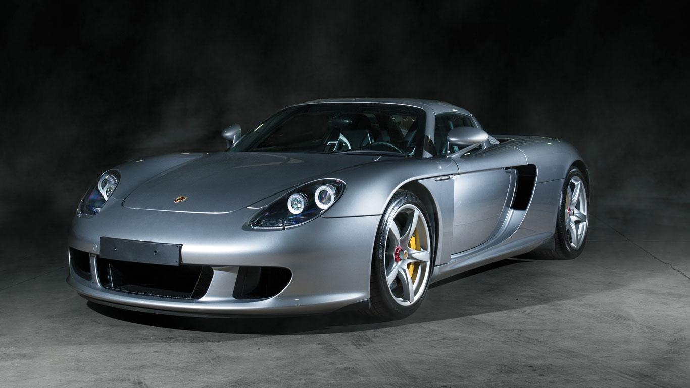 Porsche Carrera GT: €700,000 - €850,000 (£555,000 - £674,000)