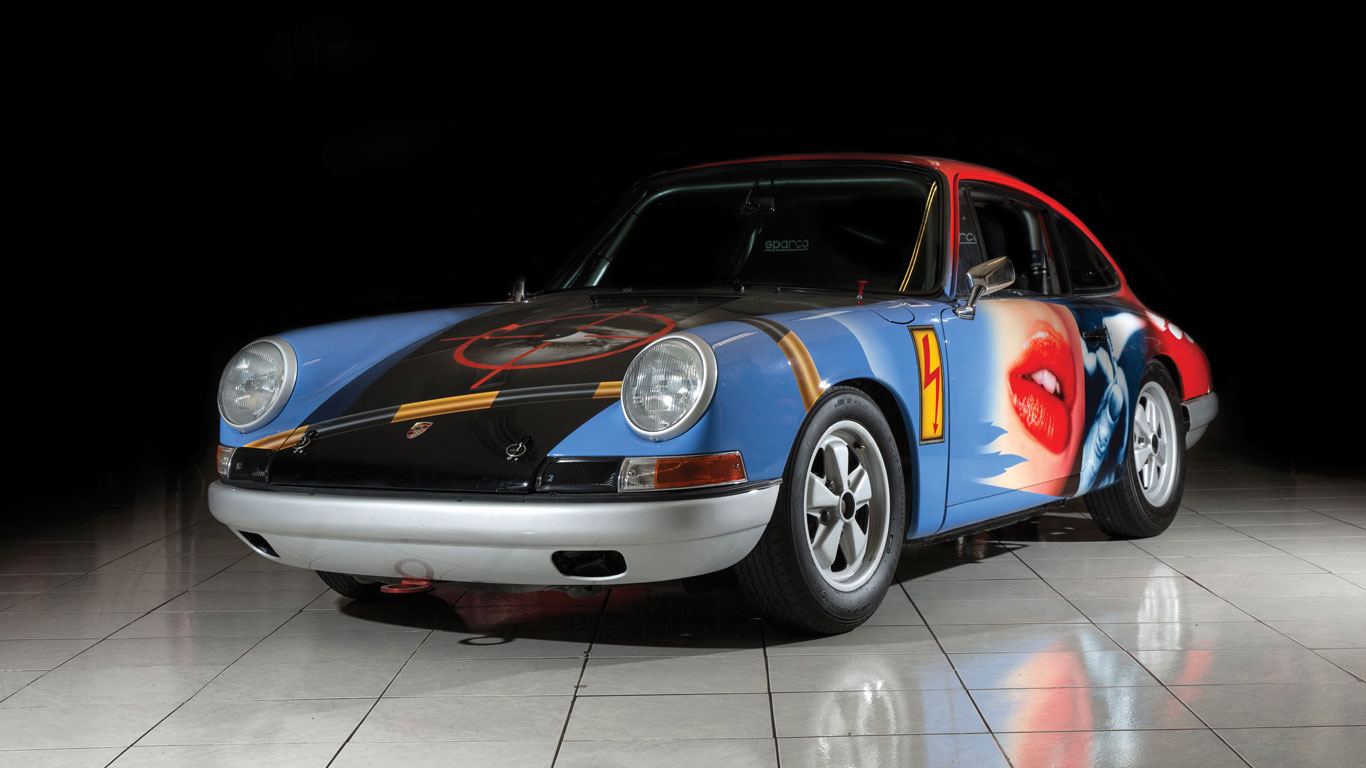 Porsche 911 '007' by Peter Klasen: €200,000 - €300,000 (£159,000 - £238,000)