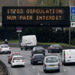 French autoroute