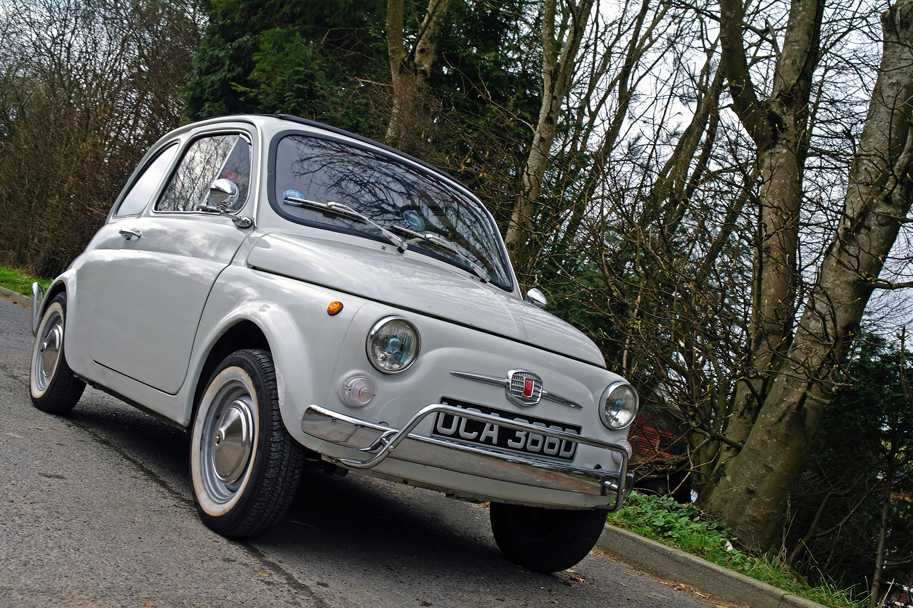 fiat 500 retro road test motoring research. Black Bedroom Furniture Sets. Home Design Ideas