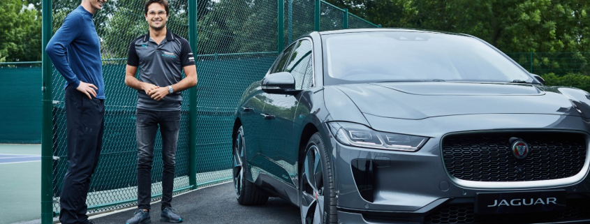 Wimbledon 2019 Tennis and Cars
