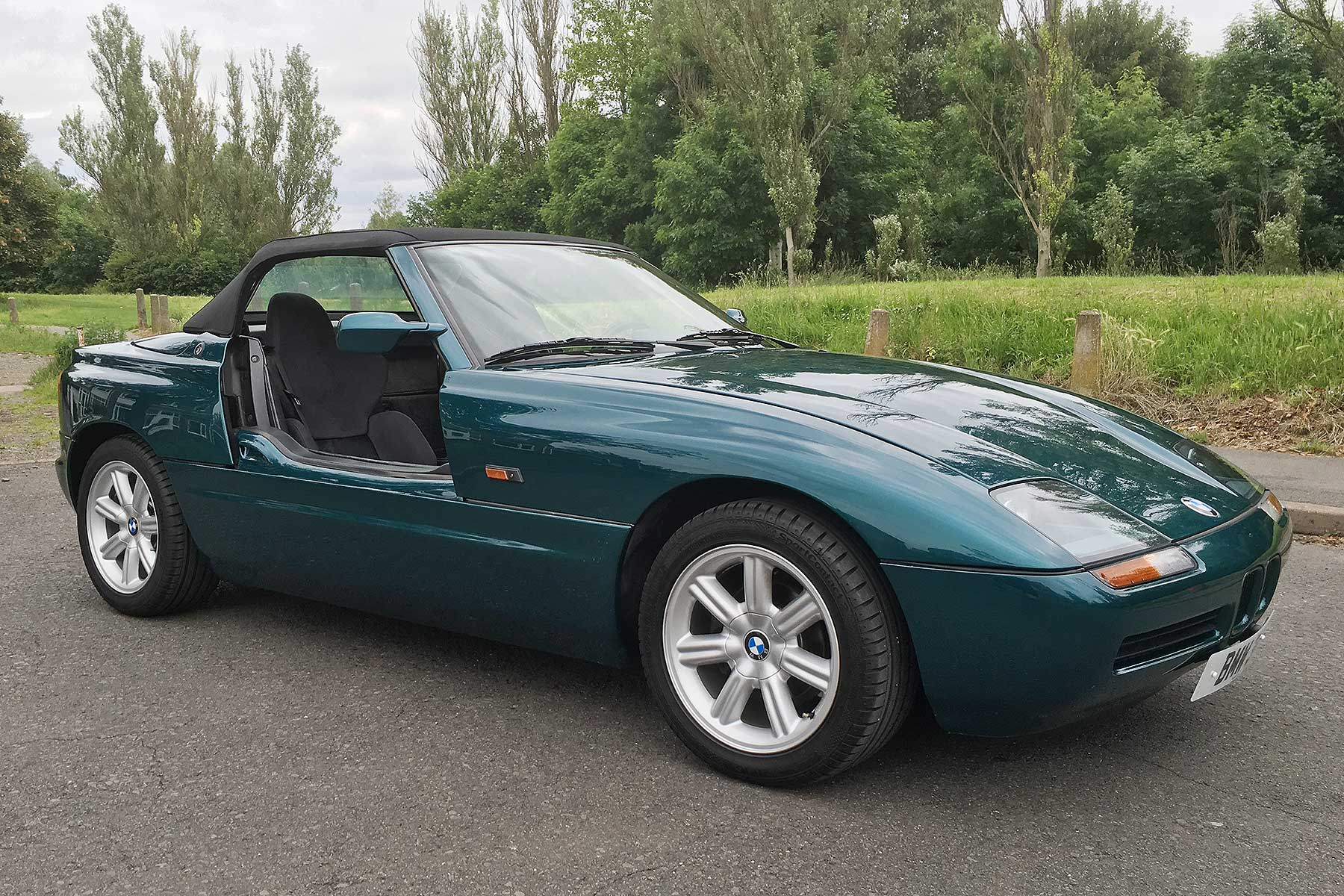 BMW Z1: Goodwood Retro Road Test special | Motoring Research
