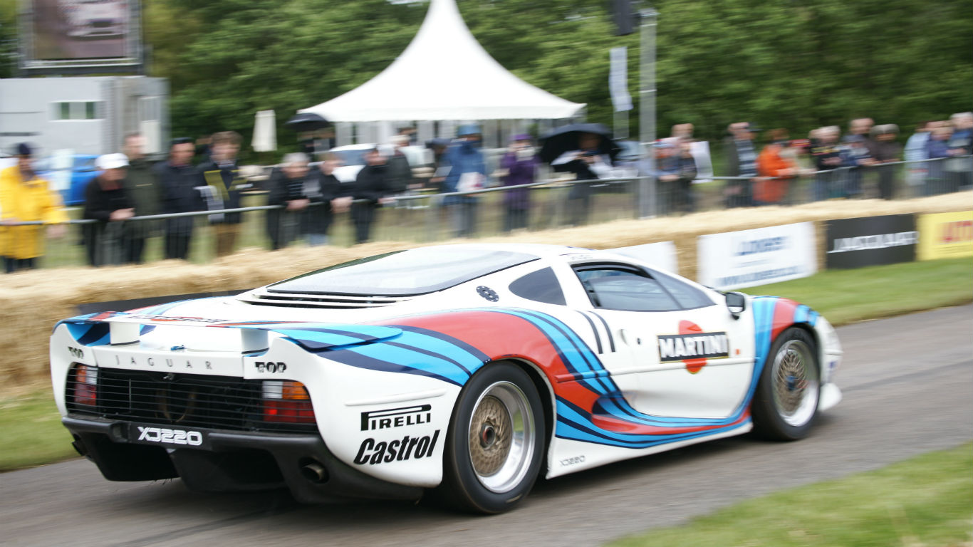 Cholmondeley Power and Speed