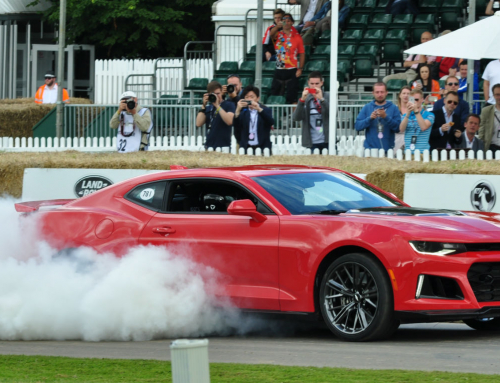 All the action from Goodwood Festival of Speed 2016