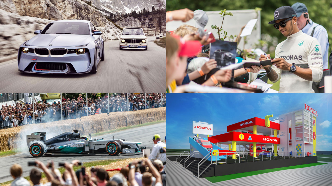 Goodwood Festival of Speed 2016: preview