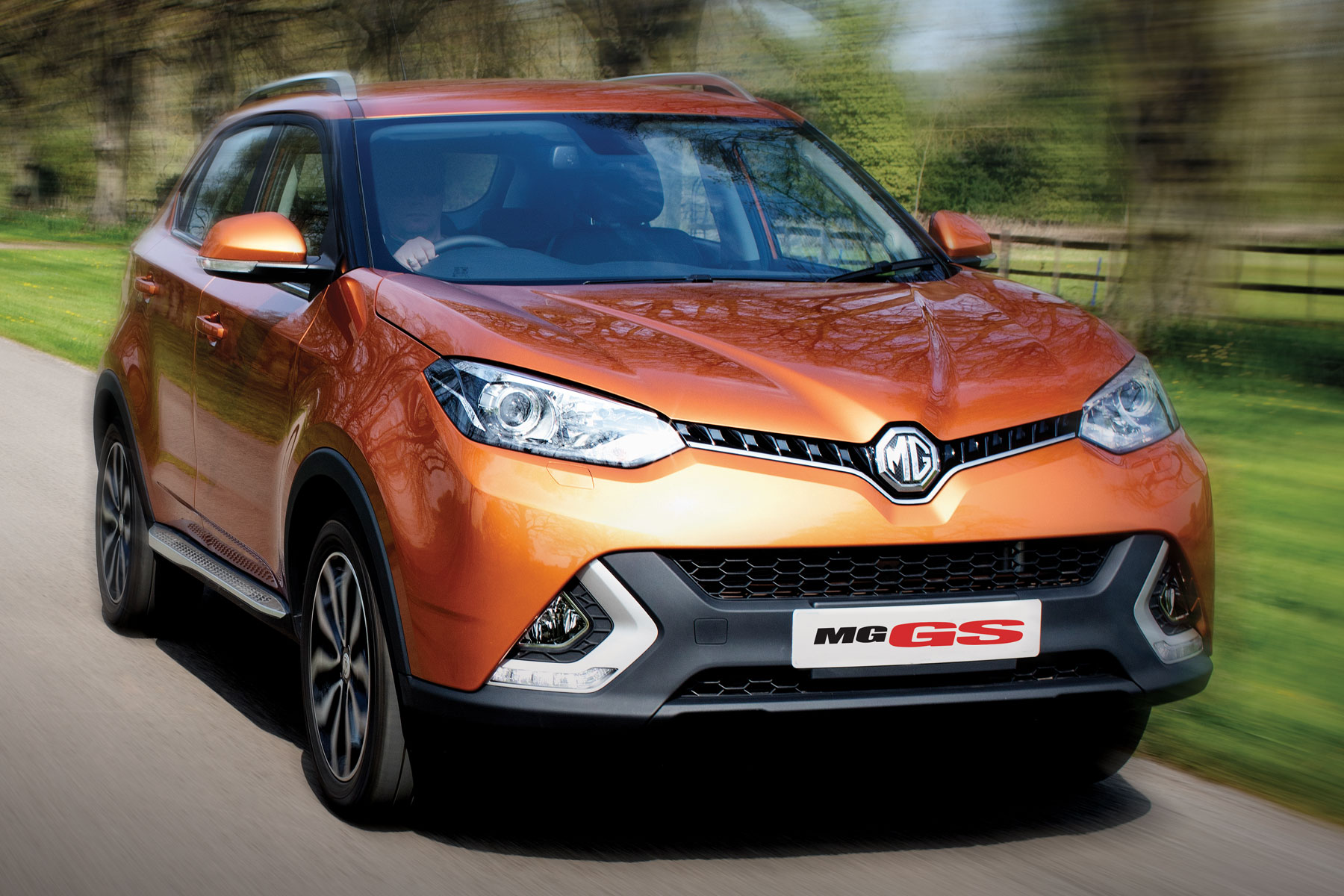 2016 MG GS review: can an MG be an SUV? | Motoring Research
