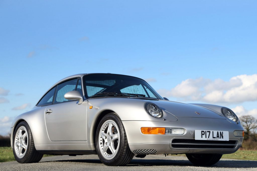 Porsche 911 Targa 993 Retro Road Test Motoring Research