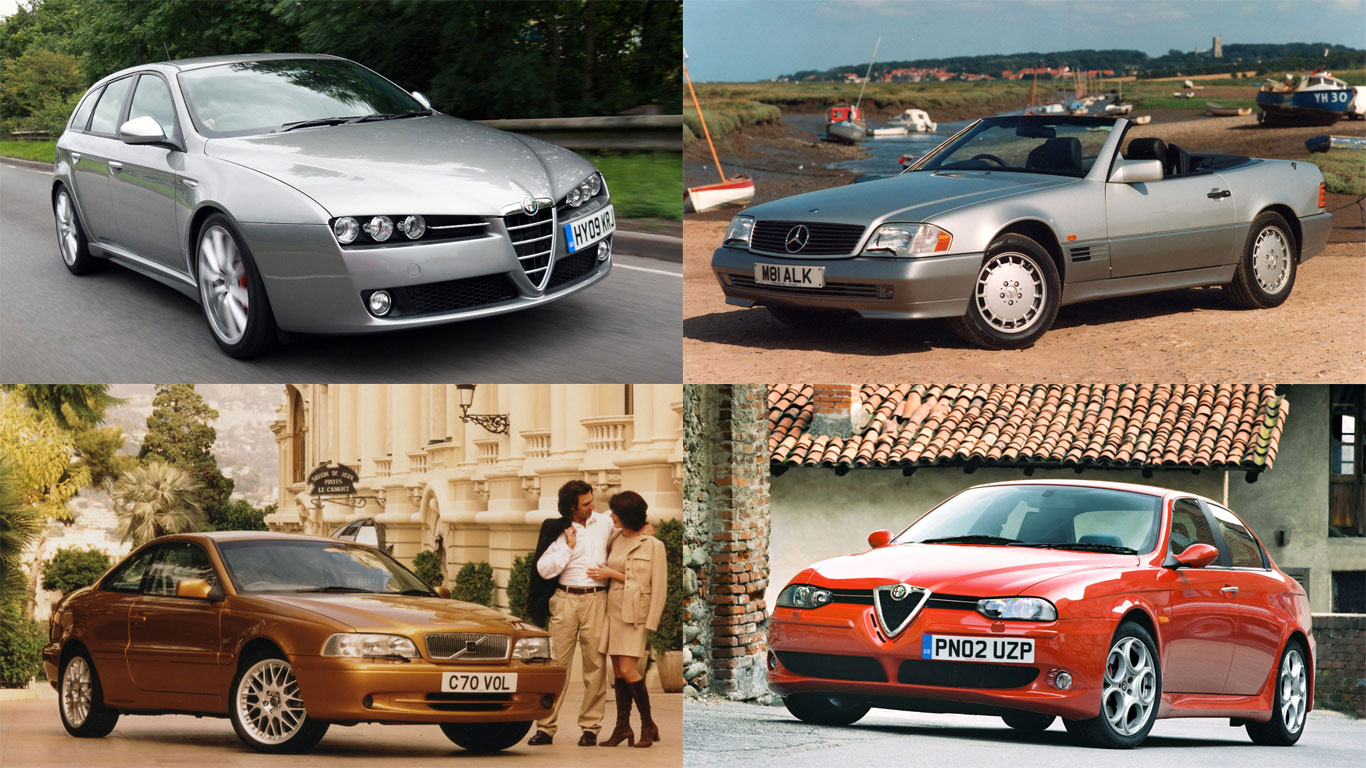 Style On A Budget: The Best Looking Used Cars For £5,000. U201c
