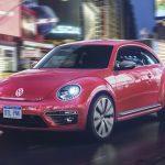 Volkswagen Beetle pink