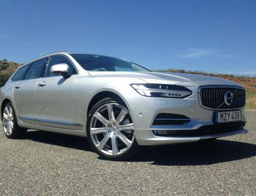 2017 Volvo V90 review: luxury wagon takes on the Germans