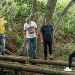 Sunday's Top Gear features a race with Seasick Steve, Tinie Tempah and Sharleen Spiteri