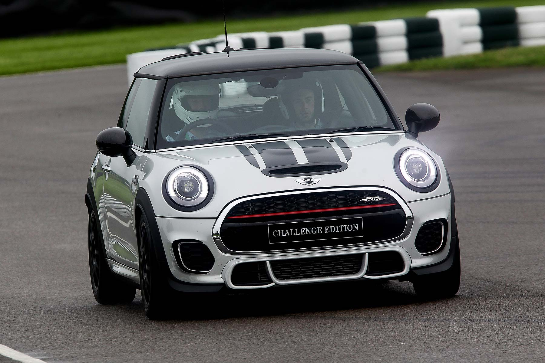 MINI JCW Challenge Goodwood 2016