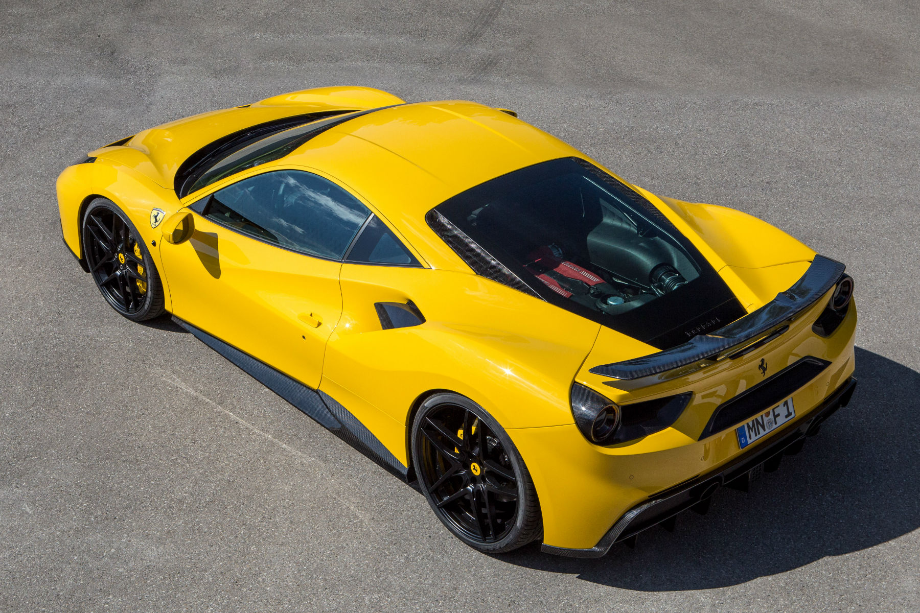 Novitec Rosso makes Ferrari 488 GTB even faster