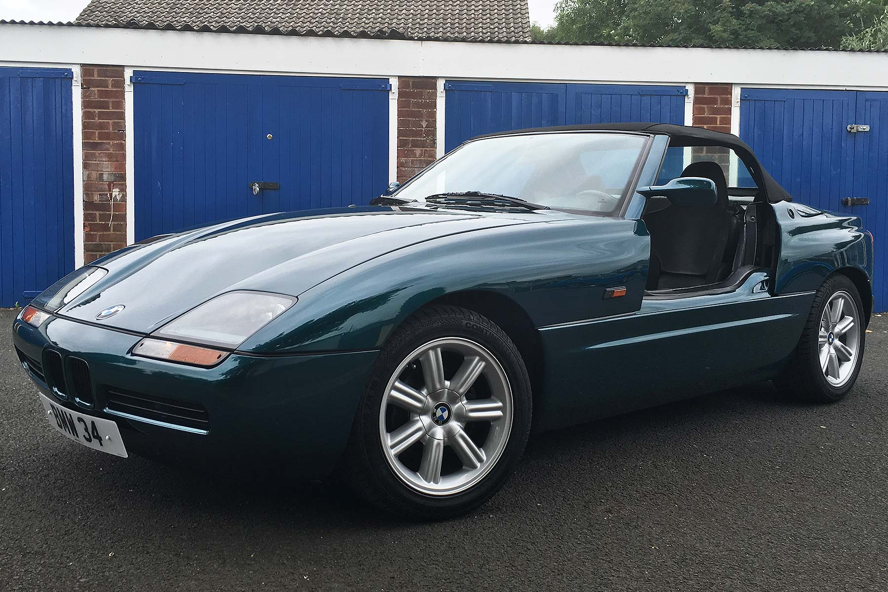 bmw z1 goodwood retro road test special motoring research. Black Bedroom Furniture Sets. Home Design Ideas