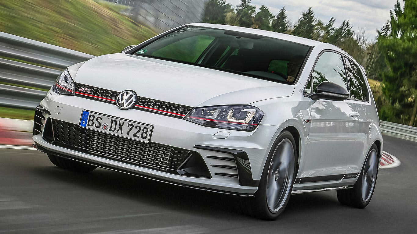 2016 volkswagen golf gti clubsport s review why it s a record breaking ace motoring research. Black Bedroom Furniture Sets. Home Design Ideas