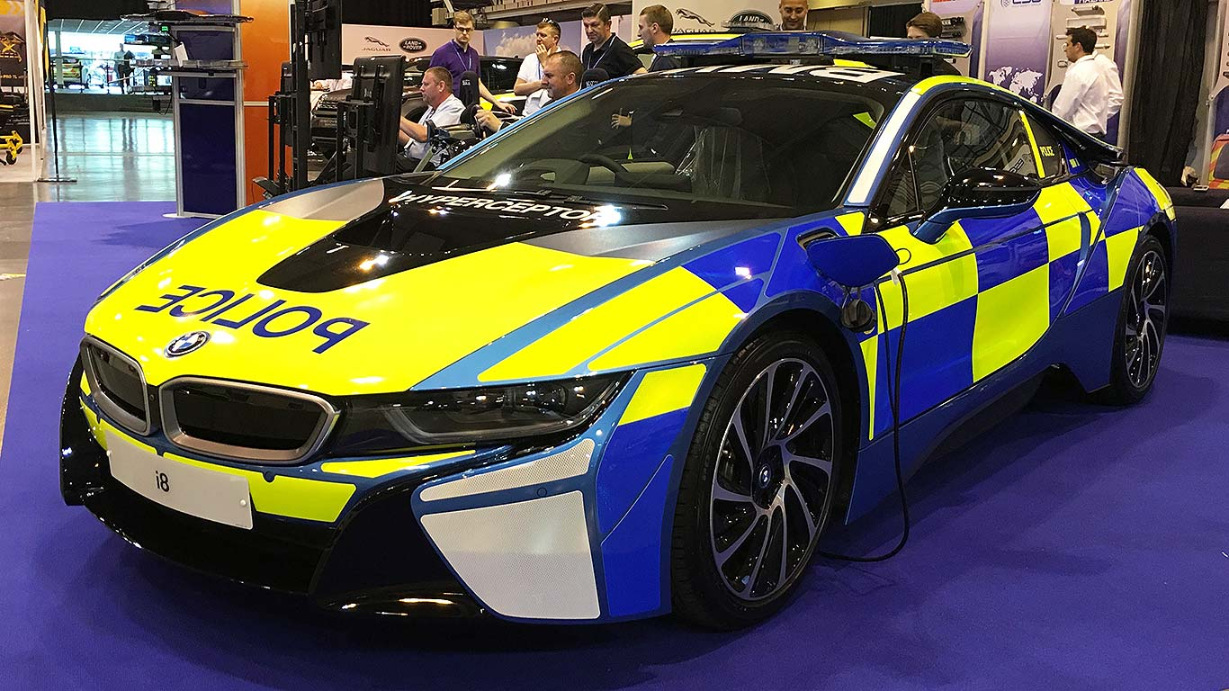Blues And Twos Britain S Wildest New Police Cars Revealed