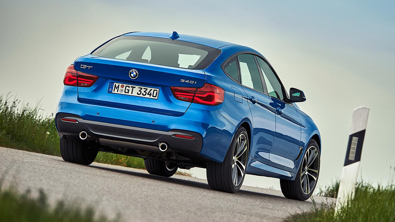 Bmw 3 Series Hatchback Gran Turismo Facelifted Motoring Research