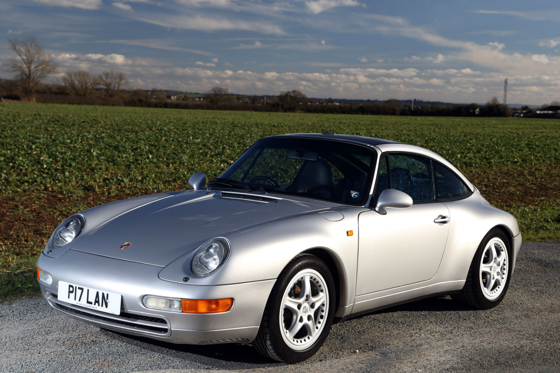 Porsche 911 Targa (993): Retro Road Test | Motoring Research