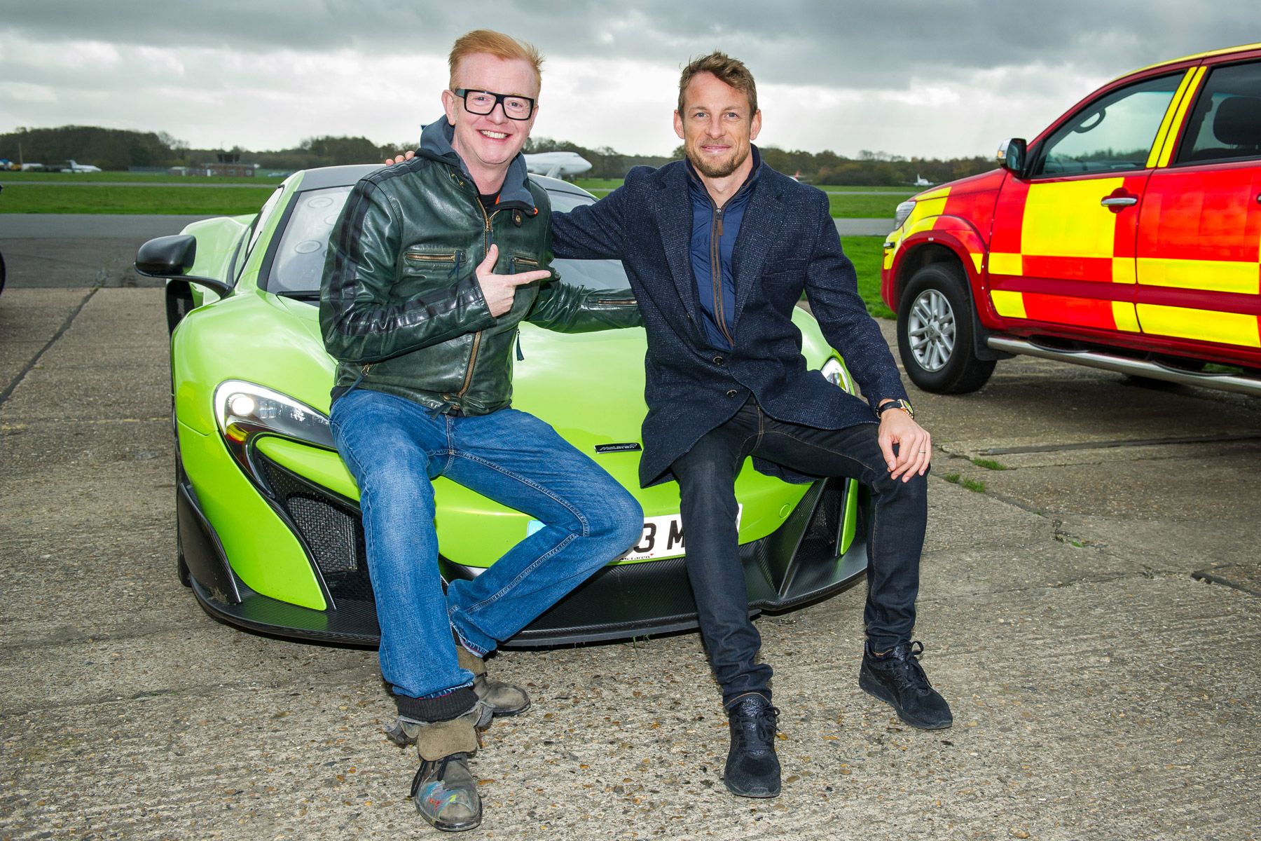 Sunday's Top Gear features a race with Seasick Steve, Tinie Tempah and Sharleen Spiteri