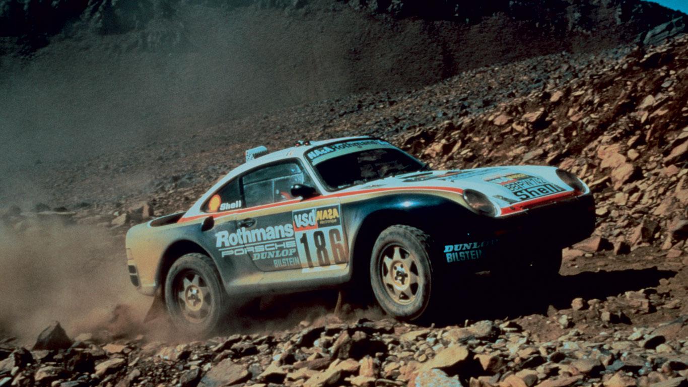 Group B Porsche 959