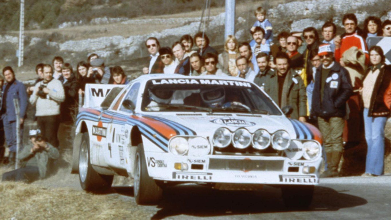 Group B Lancia Rally 037