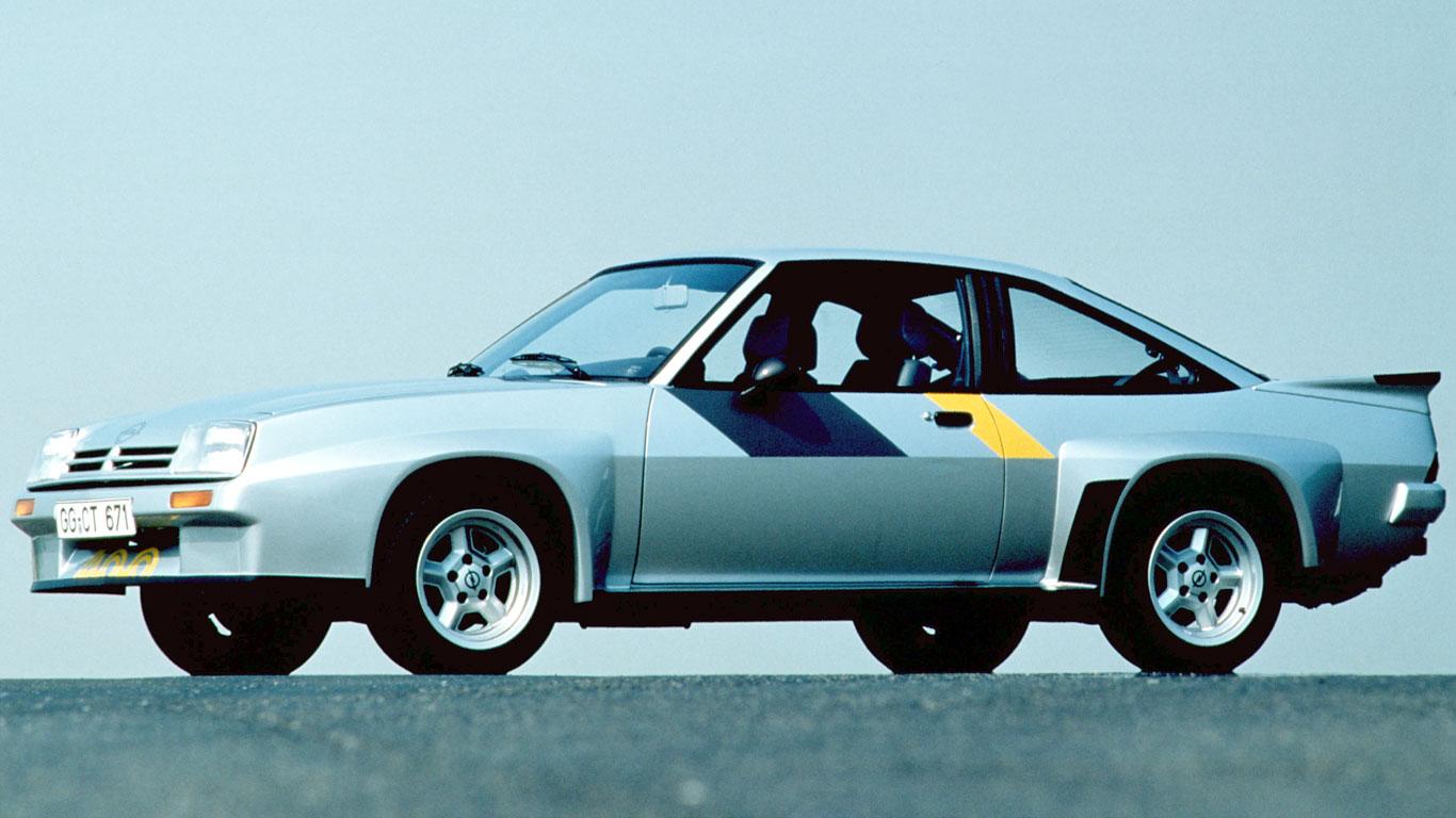 Group B Opel Manta 400