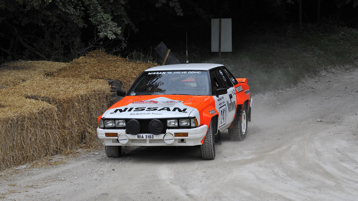 Group B Nissan 240RS