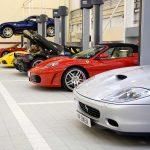 Ferrari Maserati service centre