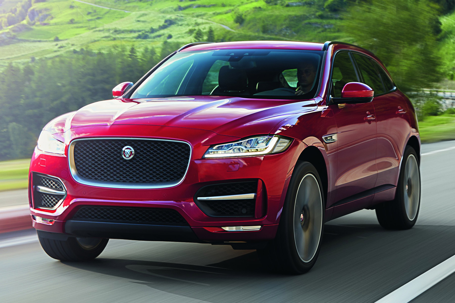 Huge premiums offered for Jaguar F-Pace