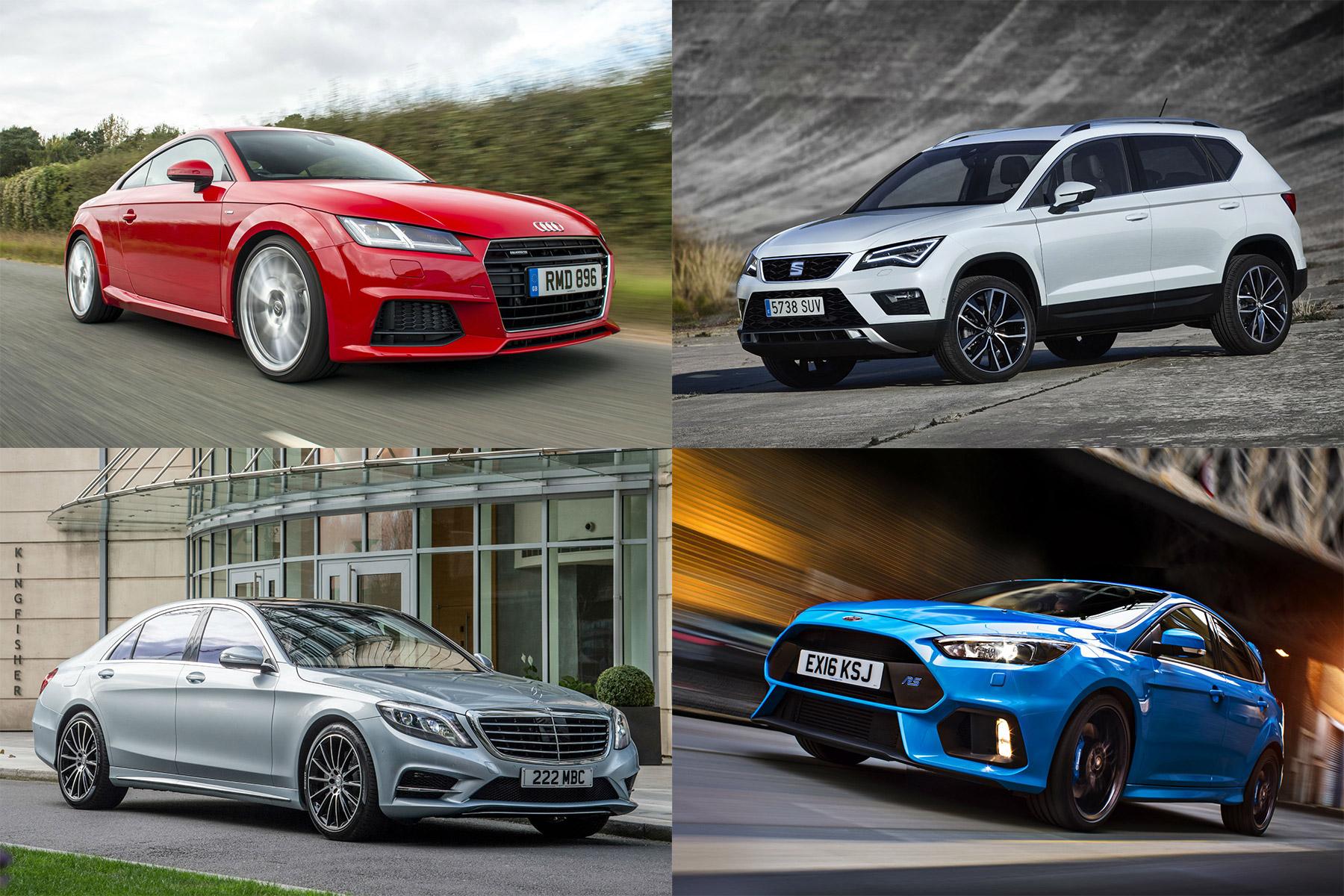Auto Express New Car Awards 2016
