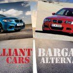 10 brilliant cars and their bargain alternatives