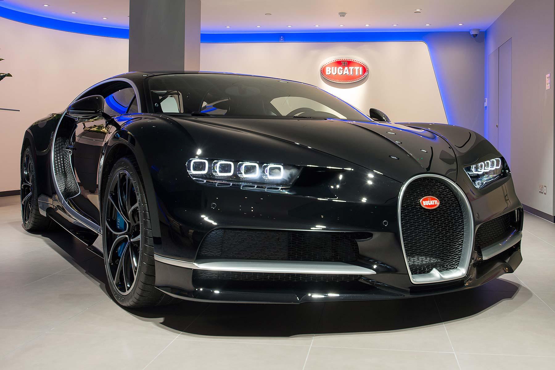 New Bugatti Dealer Opens In London S Mayfair Motoring Research