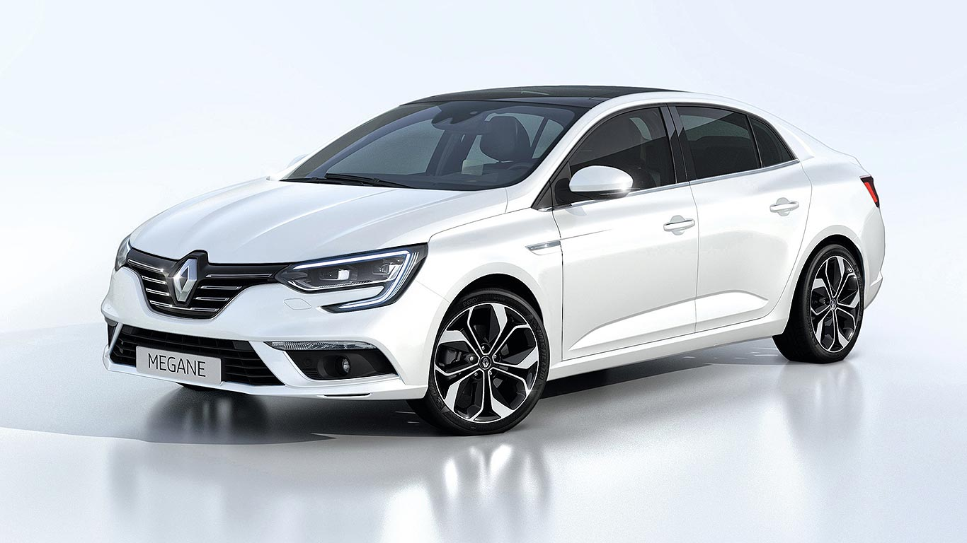 Renault Megane Grand Coupe 2016