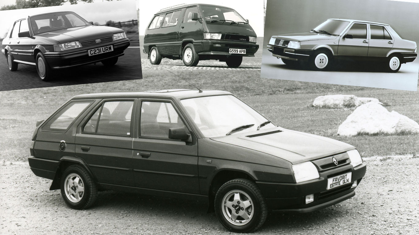 Revealed: the once popular cars vanishing from our roads