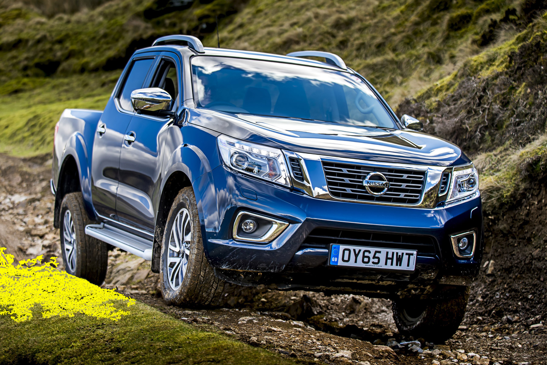 Nissan Navara: Two-Minute Road Test