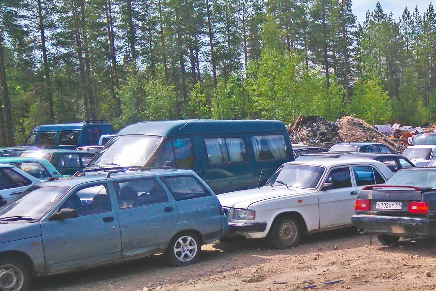 Salla car auction