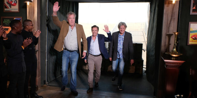 The Grand Tour: what we know so far