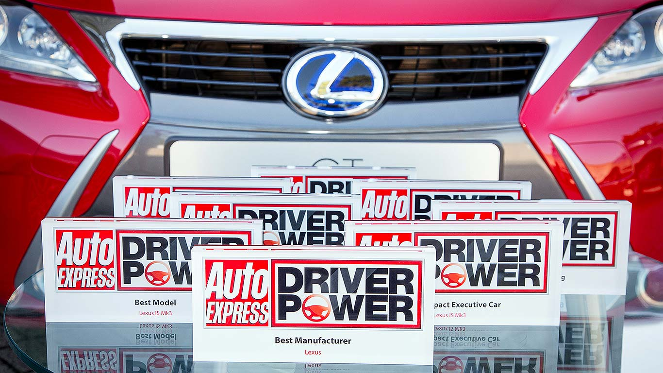 Driver Power 2016 car dealer satisfaction