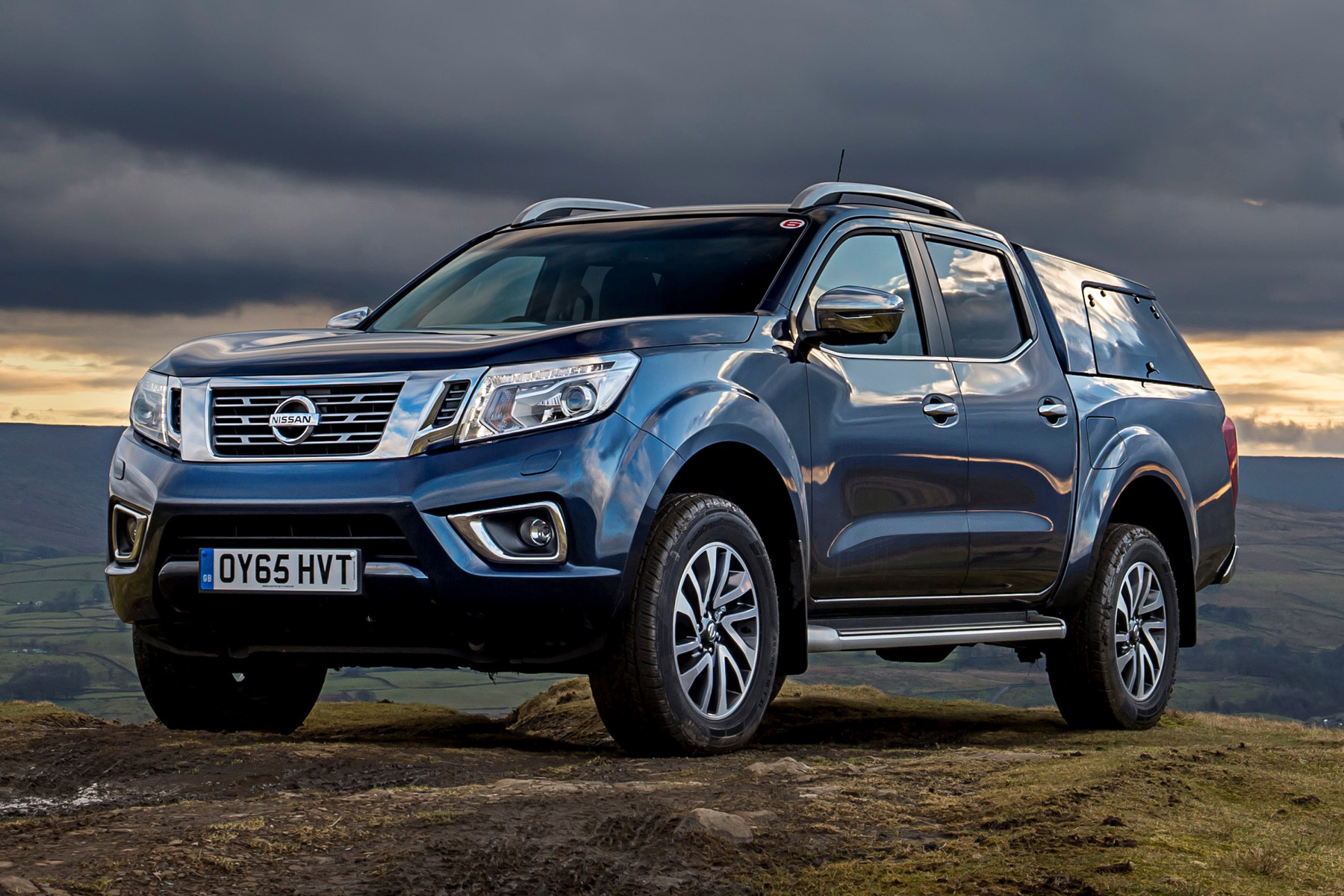 nissan navara two minute road test motoring research. Black Bedroom Furniture Sets. Home Design Ideas
